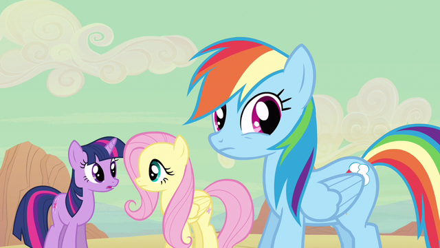 File:Rainbow Dash hears truth S2E14.png