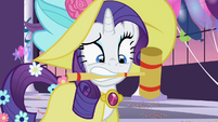 Rarity notices croquet mallet S2E09