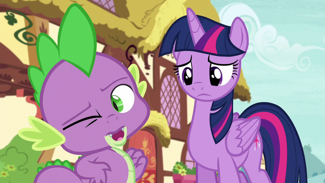 """File:Spike """"good for post-massage circulation"""" S5E3.png"""