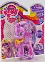 Cutie Mark Magic Princess Twilight Sparkle brushable doll