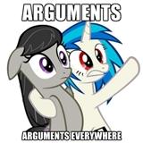 File:FANMADE Octavia and DJ PON-3 meme.jpg