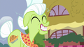 Granny Smith grinning widely S7E2.png
