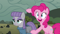 "Pinkie Pie ""I've never seen her more excited"" S4E18"