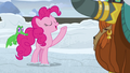 """Pinkie Pie """"many hooves make light work"""" S7E11.png"""