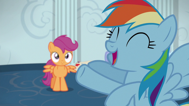 "File:Rainbow ""your cart is gonna be amazing!"" S6E14.png"