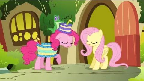 Pinkie Pie's Singing Telegram - Thai - Boomerang