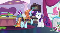 "Sassy Saddles ""my most certain pleasure!"" S7E6"