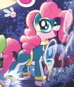Comic issue 3 Superhero Pinkie
