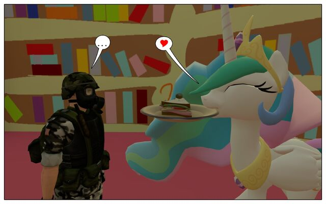 File:FANMADE Gmod Celestia makes sandwich for Shephard.jpg