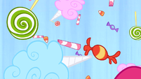 Falling candy S1E14