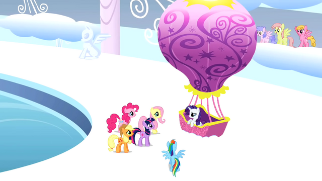 File:Mane6 at a hot air balloon S1E16.png
