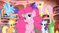 "Pinkie Pie ""What? It's good!"" S1E01"