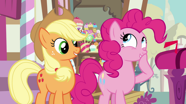 File:Pinkie Pie 'New spells, huh' S3E07.png