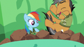 Quibble diving into the ballpit S6E13.png