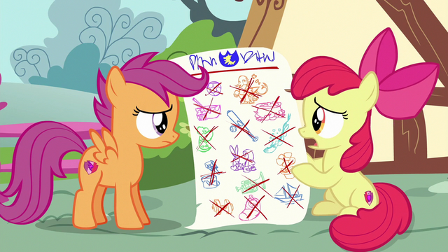 File:Apple Bloom showing the completed chart S6E19.png