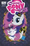 Comic issue 5 cover B