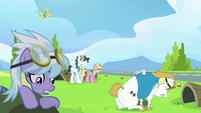 Other pegasi feeling dizzy S3E07