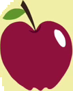 Red Delicious cutie mark crop S3E8