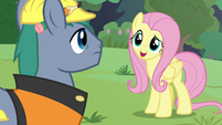 "Fluttershy ""we're trying to do something"" S7E5"