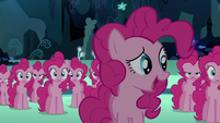 Pinkie Pie 'Yes, it's fun there' S3E03