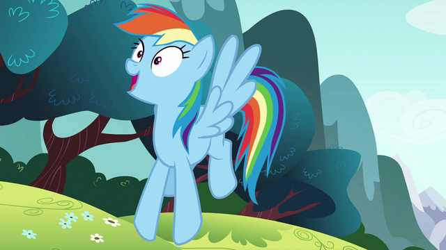 File:Rainbow Dash getting an idea S6E6.png