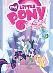 My Little Pony The Crystal Empire cover