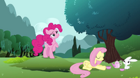 Pinkie Pie 'Oh good' S3E3