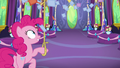 Pinkie quickly decorates the dining hall S7E1.png