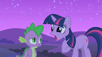 "Twilight ""I was so worried about you"" S1E24"