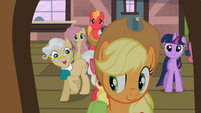 Applejack Mayor 5 S2E14