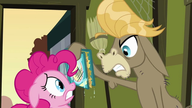 File:Cranky is furious about the ruined book S2E18.png