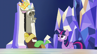 "Discord ""if I hadn't encouraged everypony"" S5E22"