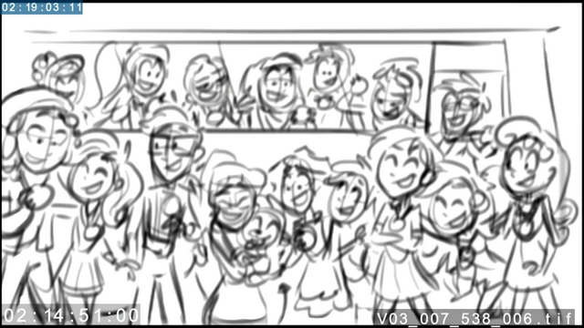 File:EG3 animatic - Wondercolts and Shadowbolts best of friends.png