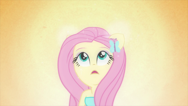 File:Fluttershy sprouts pony ears EG.png