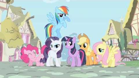 My Little Pony Friendship is Magic - Slovak Dub - Opening