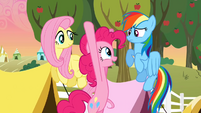 Pinkie Pie excited S2E15
