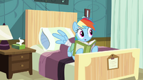 Rainbow Dash somepony there S2E16