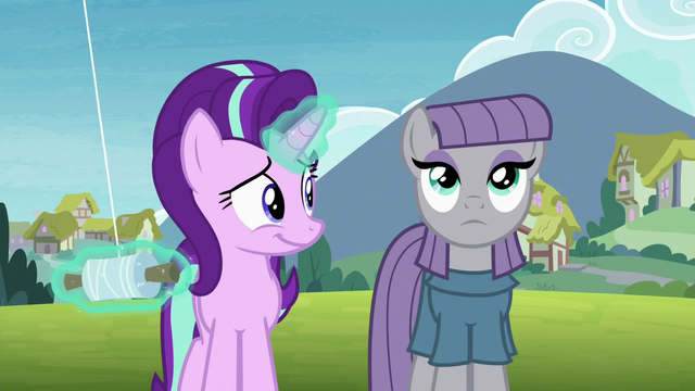 File:Starlight Glimmer starting to like Maud Pie S7E4.png