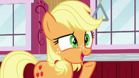 "Applejack ""since cider season is almost here"" S6E23"