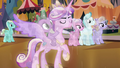 Crystal Cadance and Spike S3E2.png