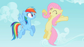 Fluttershy 'in the sky' S2E07.png