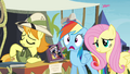 Rainbow Dash's mouth hangs open S4E22.png