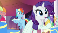 "Rarity ""mine as well"" S5E15"