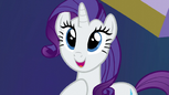 Rarity singing her heart out S5E14