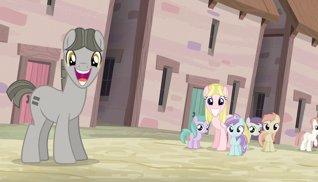 """File:Tan stallion """"Welcome"""" S5E1.png"""