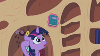 Twilight lose concentration S2E10