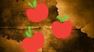 File:FANMADE Applejack cutie mark on background.jpg