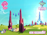 Promotional The Crystal Empire Playdate 2