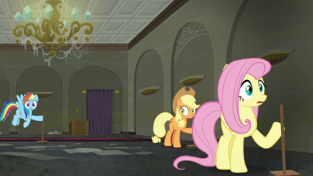 File:Rarity's friends hear Rarity S6E9.png