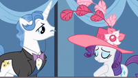 Rarity friend Rainbow Dash S2E9